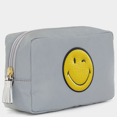 Wink Make-Up Pouch by Anya Hindmarch