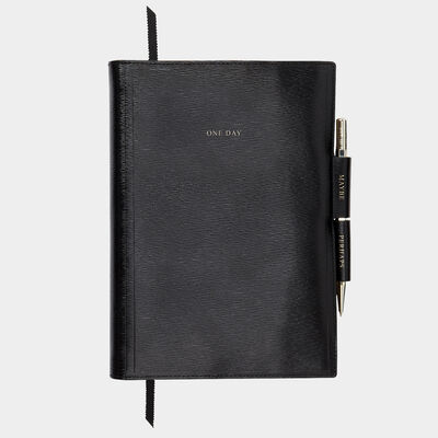 Bespoke A5 Two Way Journal
