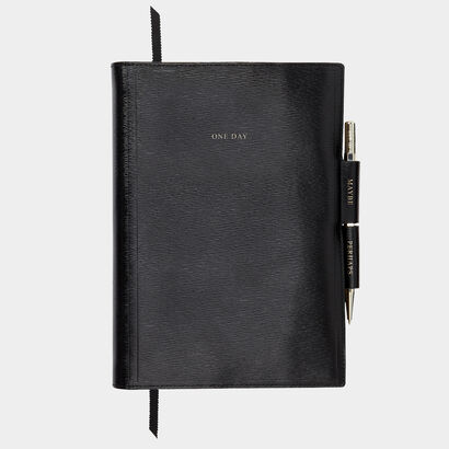 Bespoke A5 Two Way Journal in {variationvalue} from Anya Hindmarch