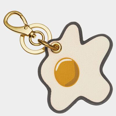 Egg Key Ring