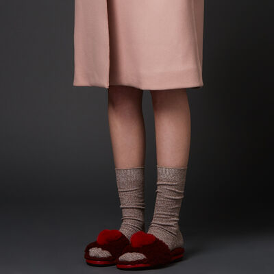 Heart slides by Anya Hindmarch