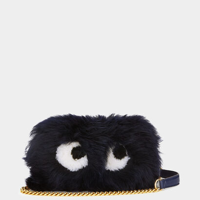 Eyes Mini Cross-Body in {variationvalue} from Anya Hindmarch