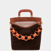 Paperchain Small Orsett Top-Handle by Anya Hindmarch
