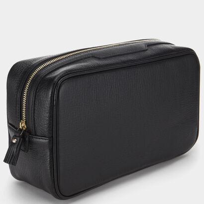 Bespoke Box Wash Bag by Anya Hindmarch