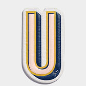 U Sticker by Anya Hindmarch