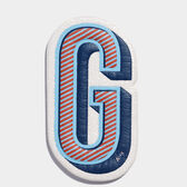 G Sticker by Anya Hindmarch