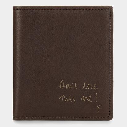 Bespoke 6 Card Vertical Wallet