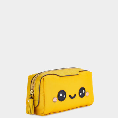 Kawaii Girlie Stuff Pouch by Anya Hindmarch