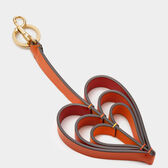 Heart Tassel by Anya Hindmarch