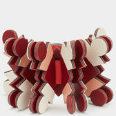 Prism Ruff by Anya Hindmarch