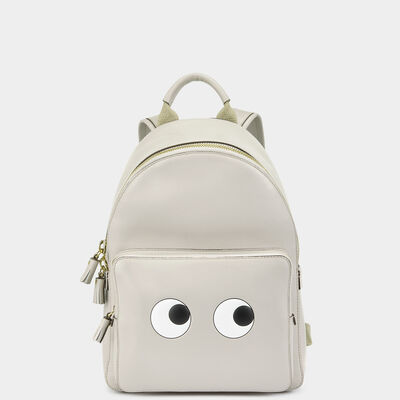 Eyes Mini Backpack by Anya Hindmarch