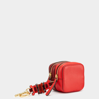 Circulus Double-Zip Coin Purse in {variationvalue} from Anya Hindmarch