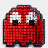Pac-Man Ghost Diamante Sticker