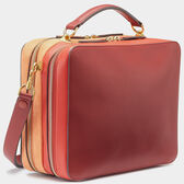 The Stack Double Satchel by Anya Hindmarch