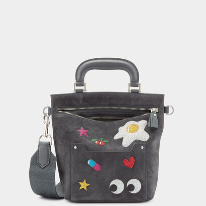 Glitter Stickers Mini Orsett by Anya Hindmarch