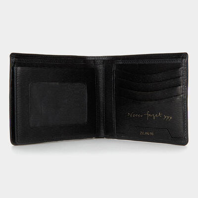 Bespoke 8 Card Secret Photo Wallet by Anya Hindmarch