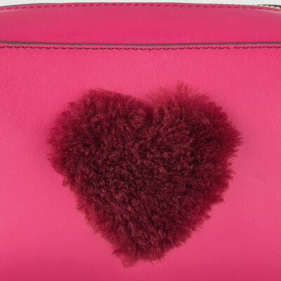 Heart Mini Cross-Body by Anya Hindmarch