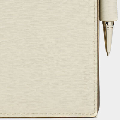 Bespoke A5 Two Way Journal by Anya Hindmarch