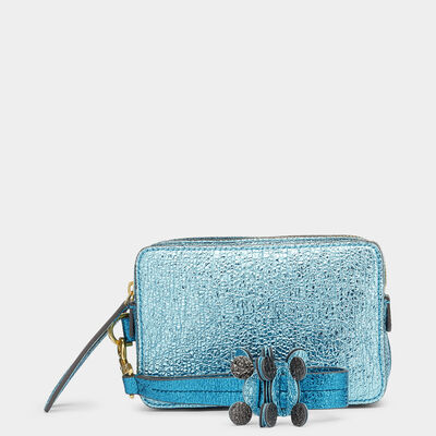 Stack Double Clutch by Anya Hindmarch