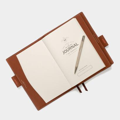 Bespoke A5 Two Way Journal