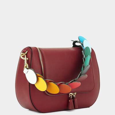 Vere Satchel with Link Strap