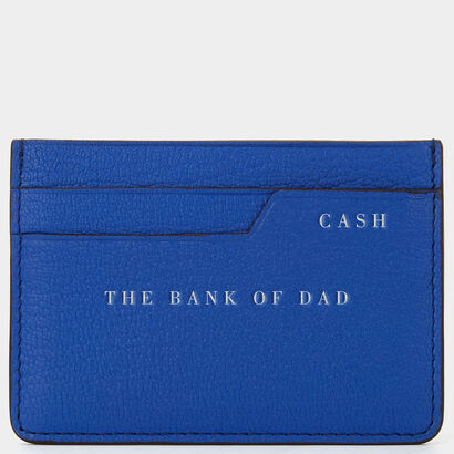 Bespoke Filing Card Case by Anya Hindmarch