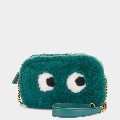 Eyes Mini Cross-Body by Anya Hindmarch
