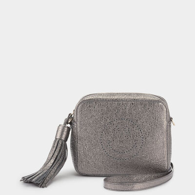 Smiley Cross-Body by Anya Hindmarch
