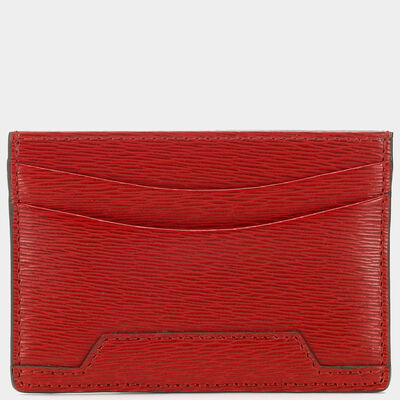 Bespoke 2 Sided Flat Card Case by Anya Hindmarch