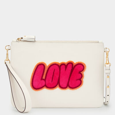 Love Pouch by Anya Hindmarch