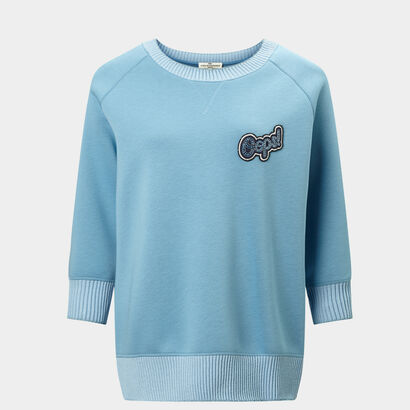 Oops sweatshirt in {variationvalue} from Anya Hindmarch
