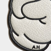 Mickey Victory Leather Sticker by Anya Hindmarch