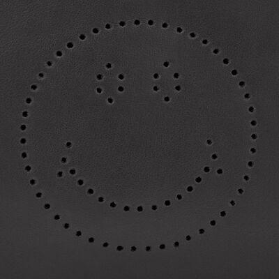 Smiley Cross-body by Anya Hindmarch