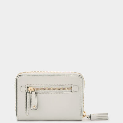 Eyes Small Zip-Around Wallet by Anya Hindmarch