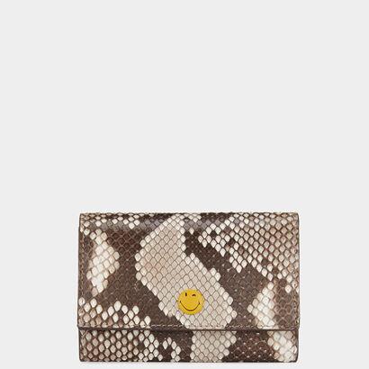 Wink Tri-Fold Wallet