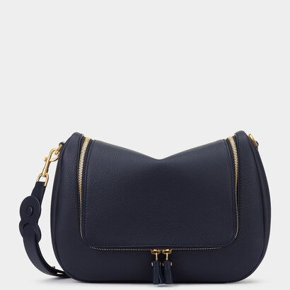 Vere Soft Satchel by Anya Hindmarch