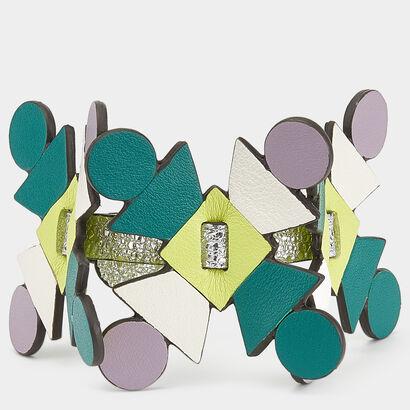 Prism Cuff by Anya Hindmarch