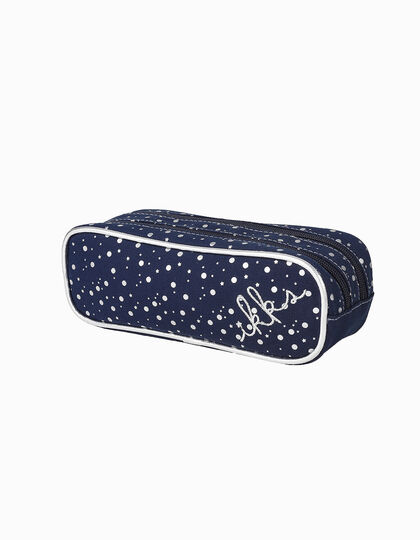 Double pencil case - IKKS Junior