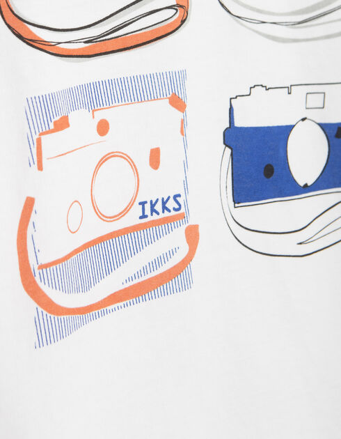 Kids' printed T-shirt