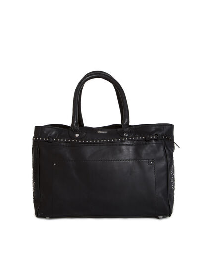 Women's zipped tote bag - IKKS Women