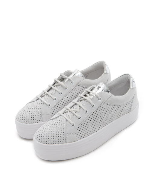 Women's grey trainers