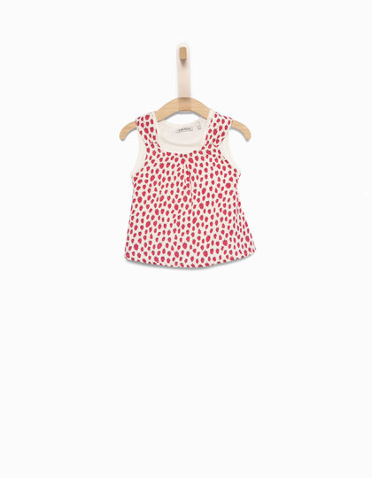 Baby girls' 2-in-1 blouse - IKKS Junior