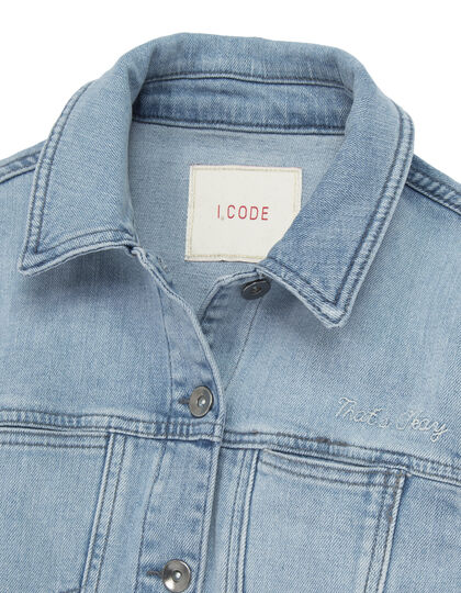 Women's denim jacket - I.Code