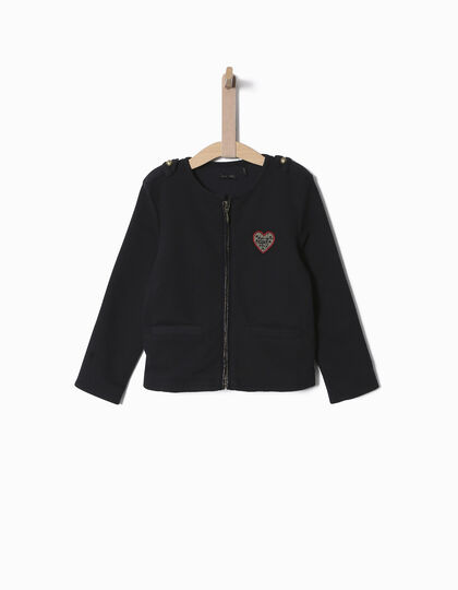 Cardigan marine fille - IKKS Junior