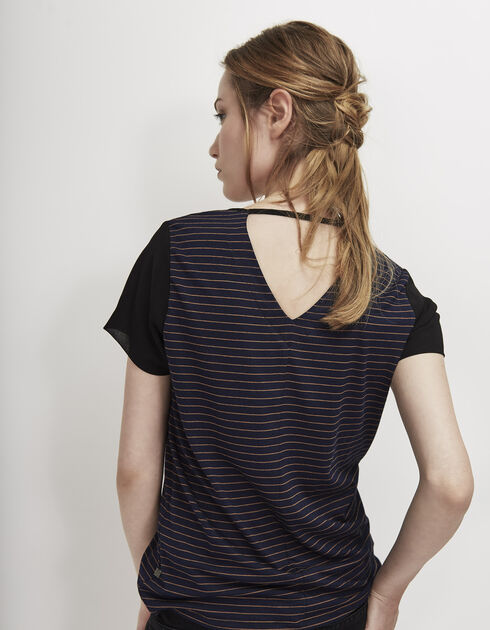 Women's striped top