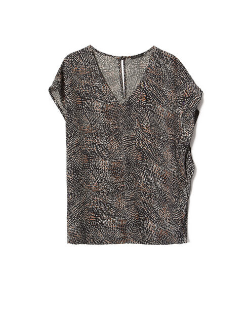 Women's printed top
