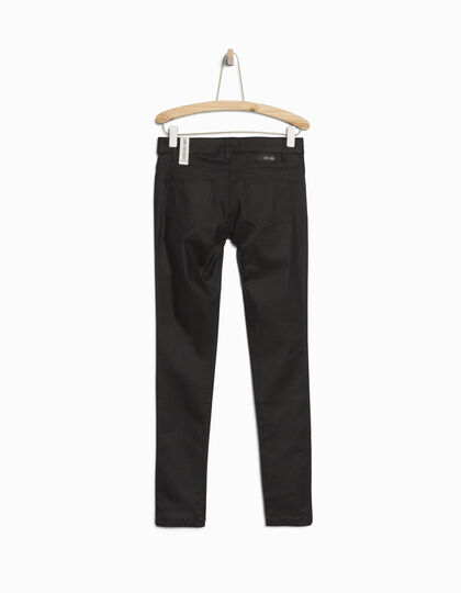 Girls' coated skinny jeans - IKKS Junior