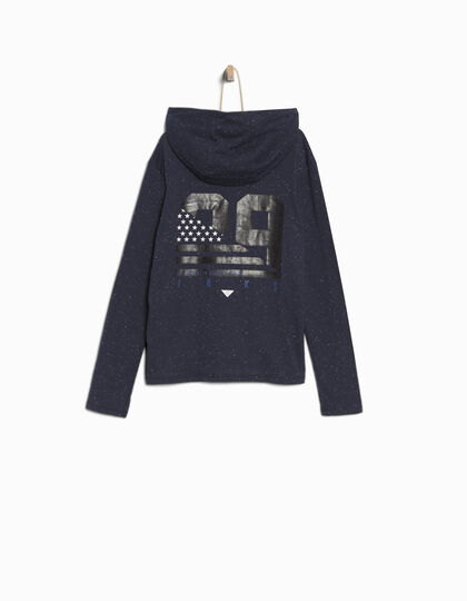 Boys' hooded T-shirt - IKKS Junior