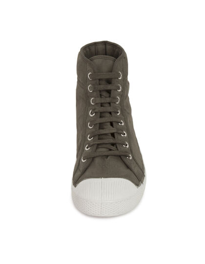 Men's high-top trainers - IKKS Men
