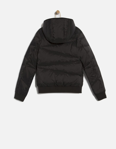 Feather padded jacket